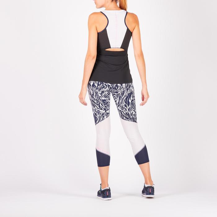 Débardeur fitness cardio femme 900 Domyos - 1270768