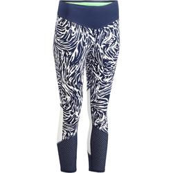 7/8-legging 900 cardiofitness dames