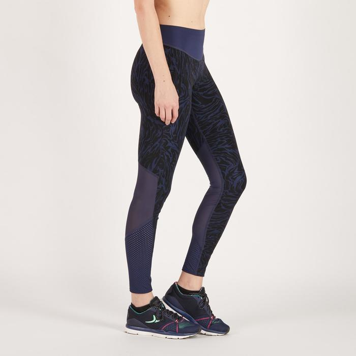 Legging fitness cardio-training femme 900 - 1270949