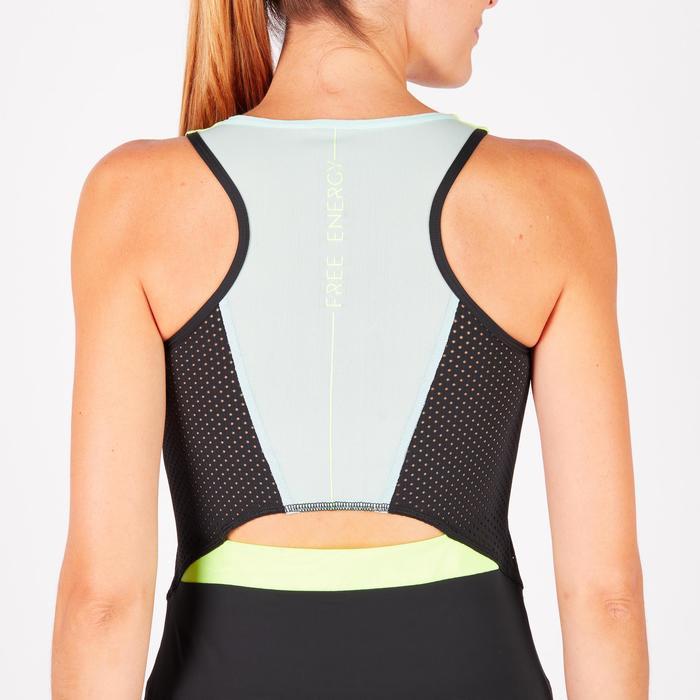 Débardeur fitness cardio femme 900 Domyos - 1270987