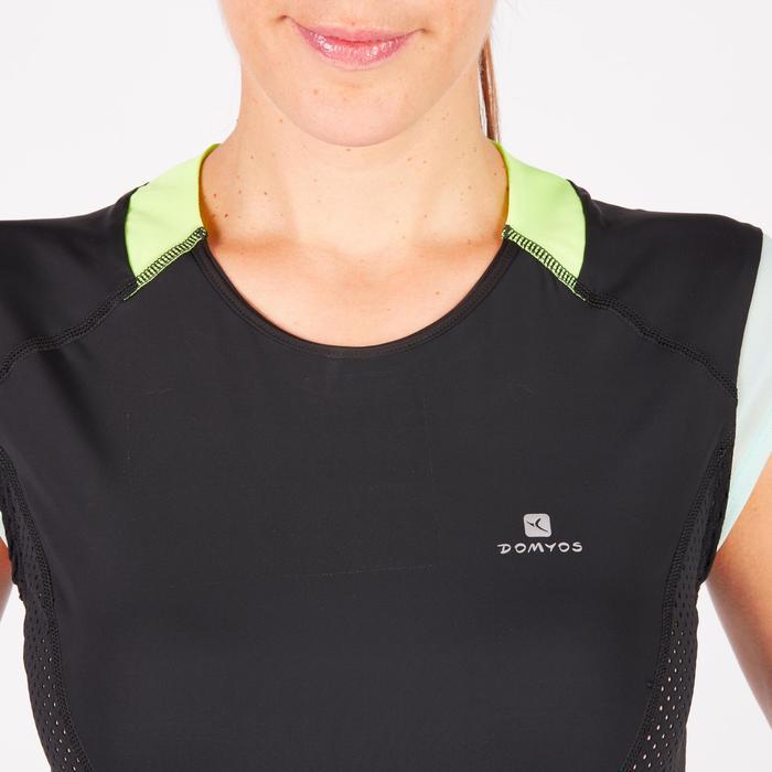 T-shirt fitness cardio femme 900 Domyos - 1270990