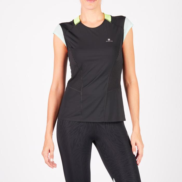 T-shirt fitness cardio femme 900 Domyos - 1271112