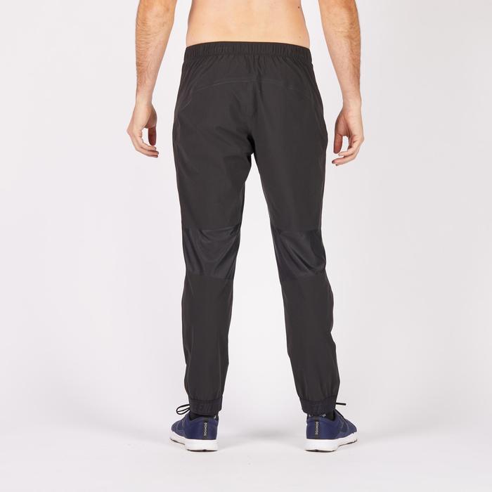Pantalon fitness cardio homme noir FPA900 - 1271124