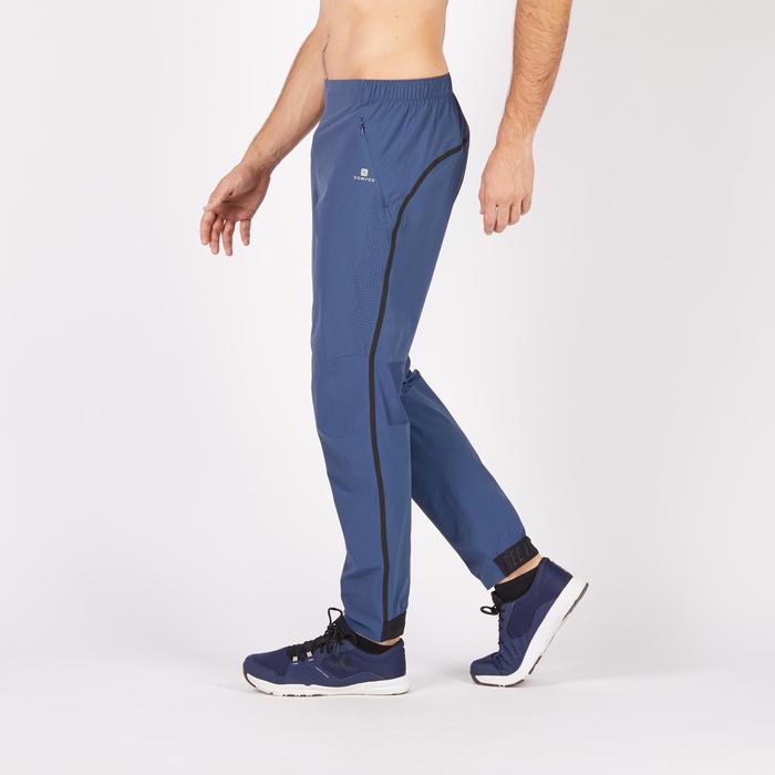 Pantalon fitness cardio homme noir FPA900 - 1271137