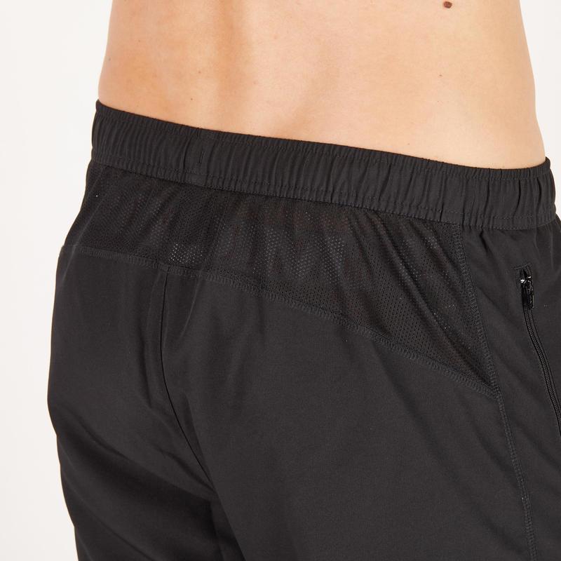 Men's Gym/Cardio Fitness Beginner Bottoms - Black