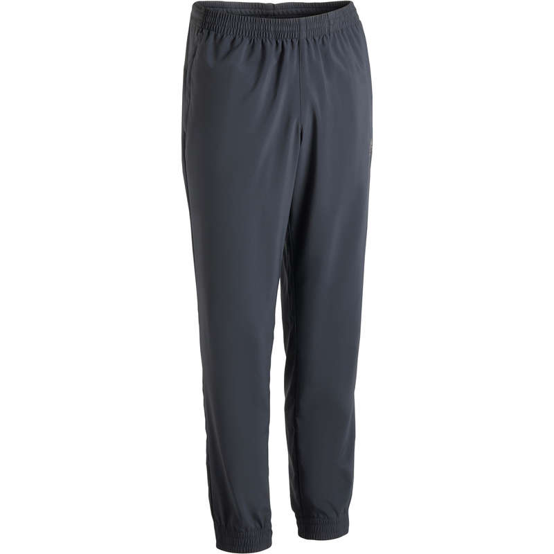 MAN FITNESS APPAREL Fitness and Gym - Davivo Bottoms Carbon ADIDAS - Fitness and Gym