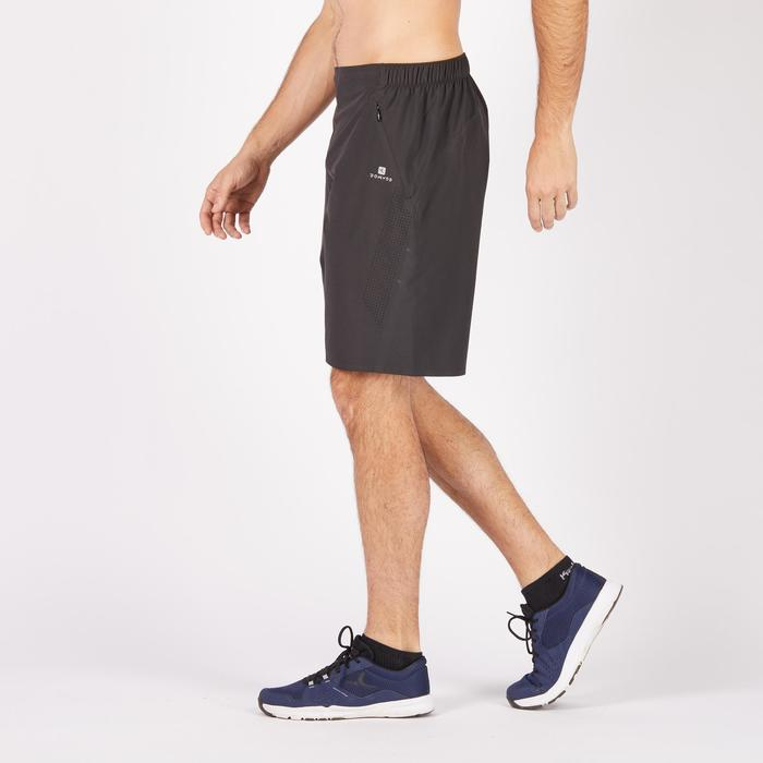 Short fitness cardio-training homme FST900 noir