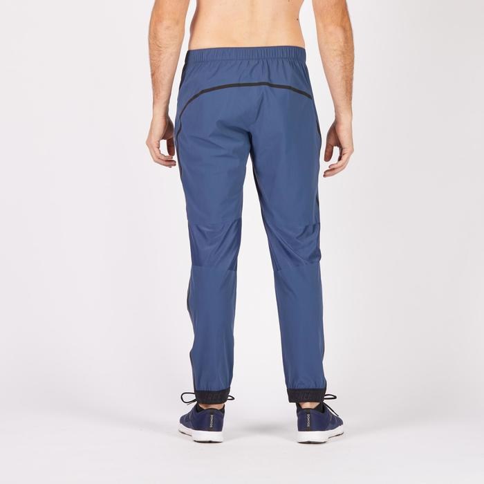 Pantalon fitness cardio homme noir FPA900 - 1271253