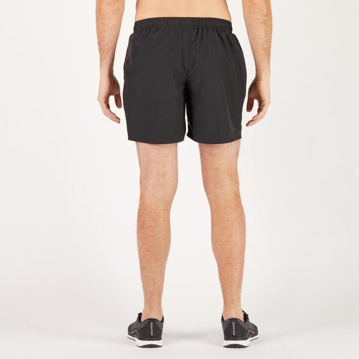 Short fitness cardio hombre FST100 negro
