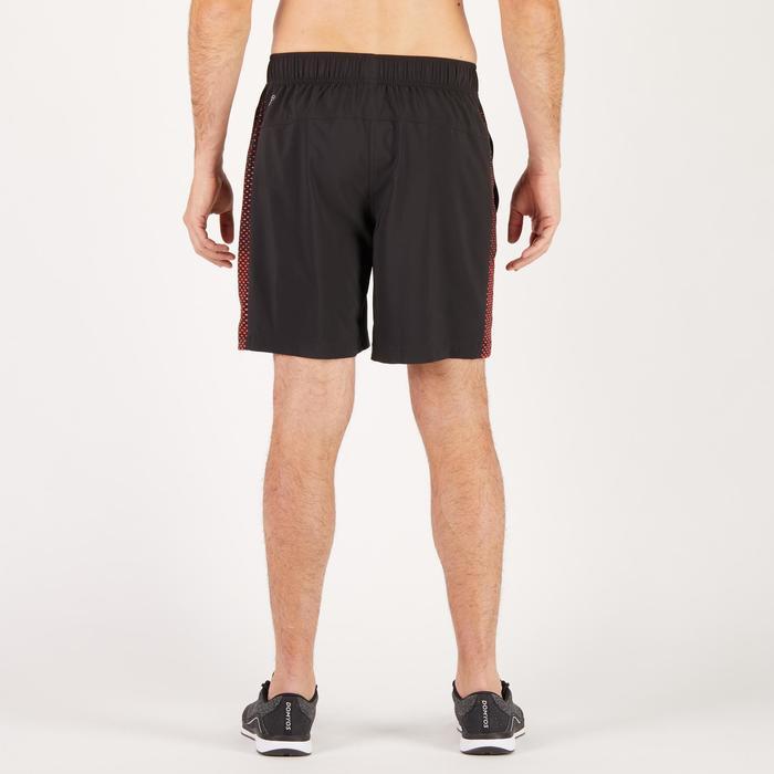 Short  PUMA fitness cardio homme noir rouge E2 - 1271317