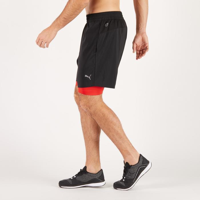 Short PUMA fitness cardio-training homme  VENT noir - 1271347