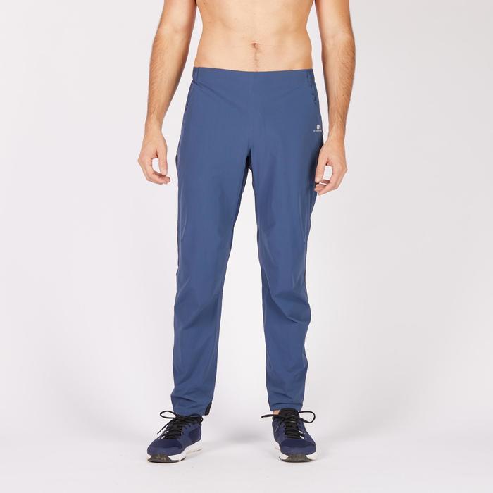 Pantalon fitness cardio homme noir FPA900 - 1271364