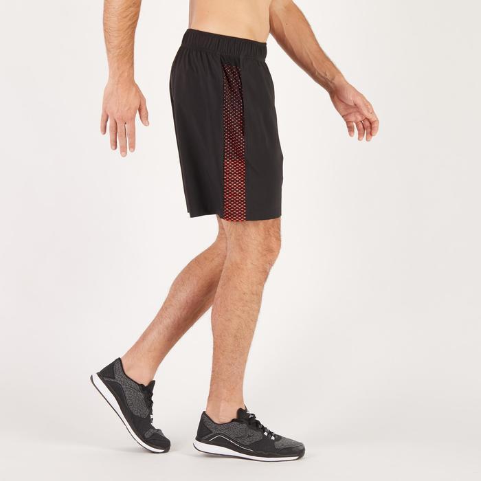 Short  PUMA fitness cardio homme noir rouge E2 - 1271372