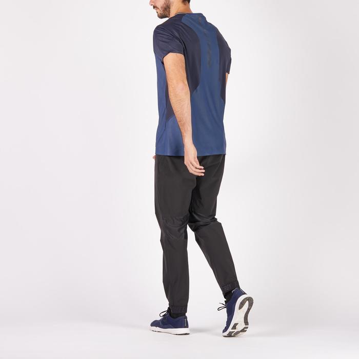 Pantalon fitness cardio homme noir FPA900 - 1271387