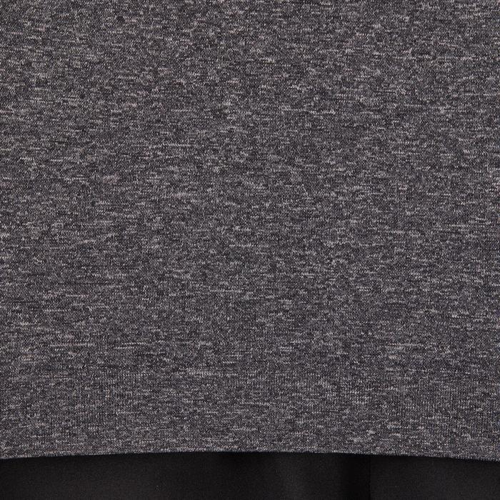 T-shirt PUMA fitness cardio homme Evoknit gris - 1271420