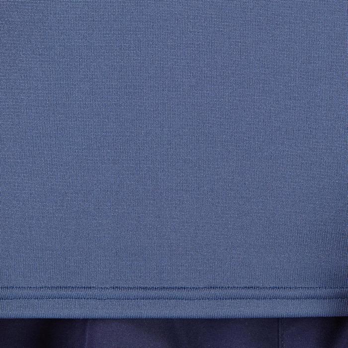 Fitness T-shirt FTS100 voor heren, voor cardiotraining, marineblauw