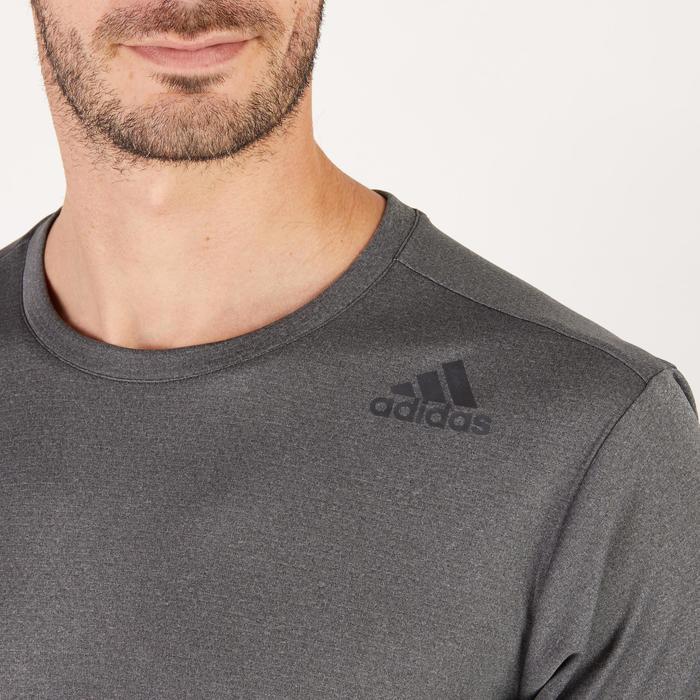 T-shirt ADIDAS freelift gris - 1271460