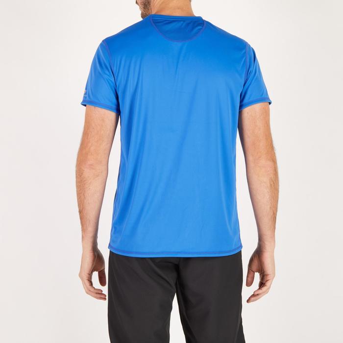 T-shirt fitness cardio homme noir imprimé FTS 120 - 1271466