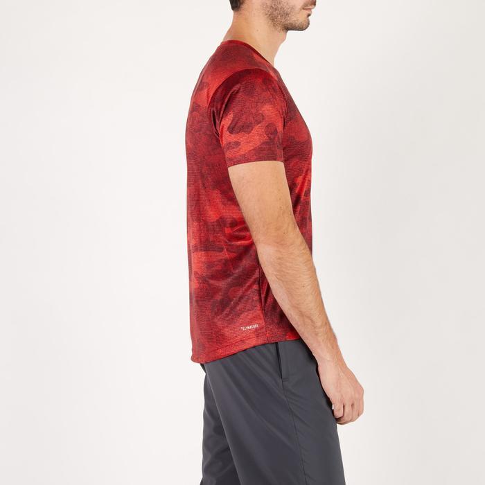 T-shirt ADIDAS freelift rouge - 1271467