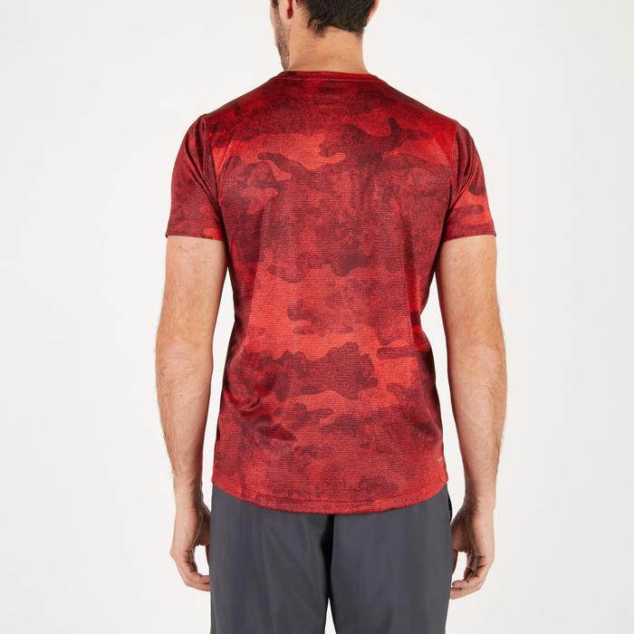 T-shirt ADIDAS freelift rouge - 1271476