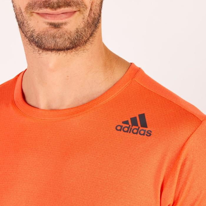 T-shirt ADIDAS Freelift orange - 1271480