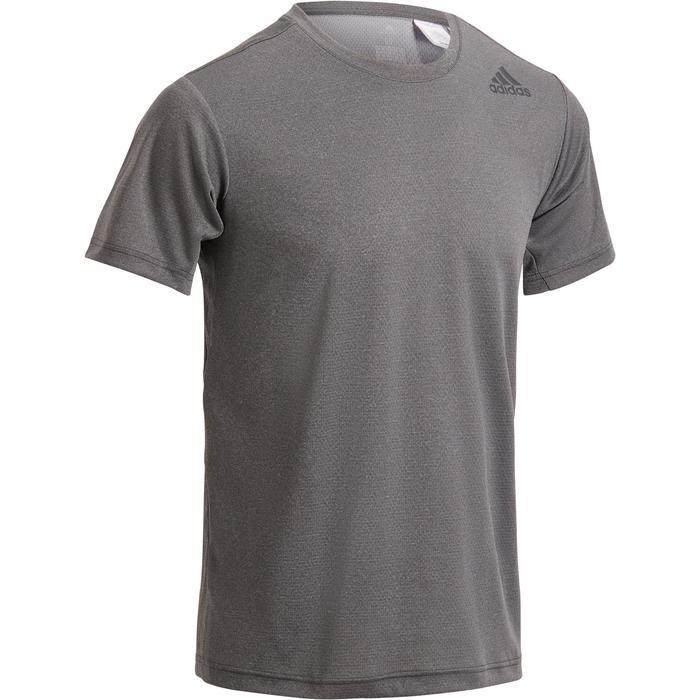 T-shirt ADIDAS freelift gris - 1271489