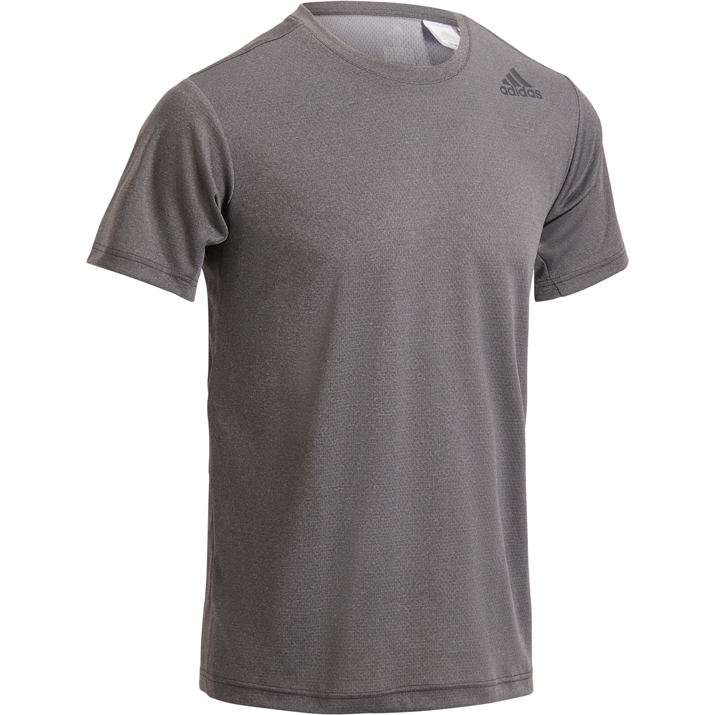 t shirt adidas gris
