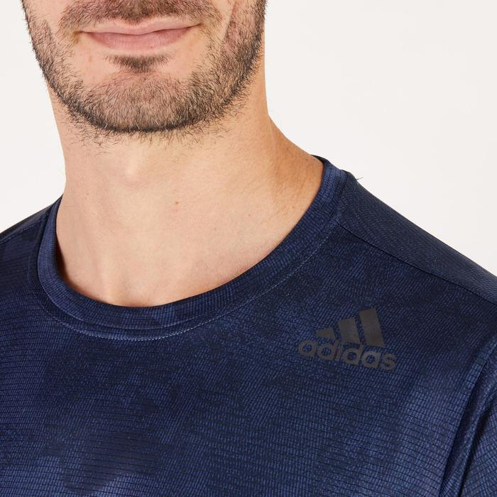 T-shirt ADIDAS freelift bleu - 1271509