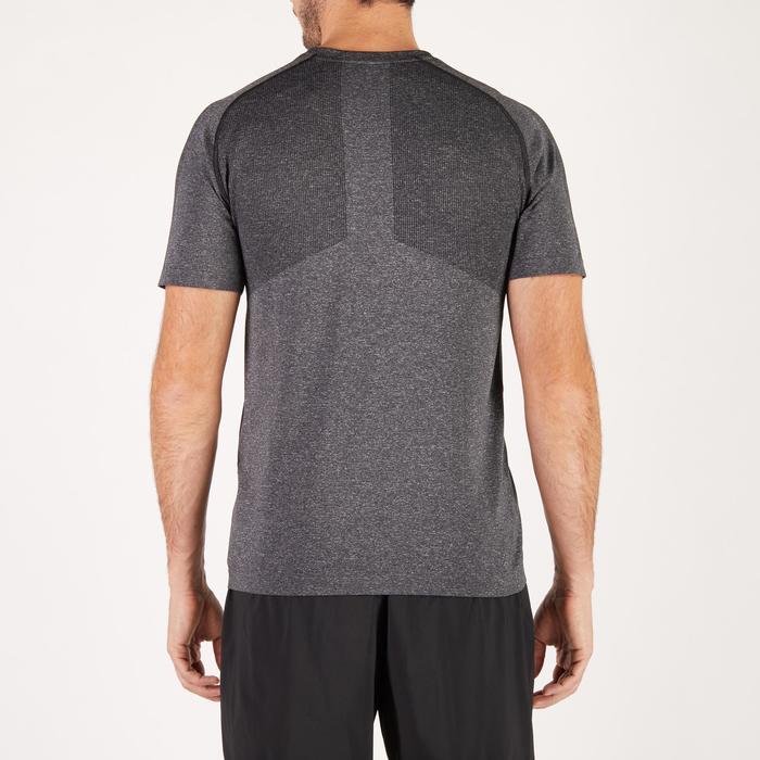 T-shirt PUMA fitness cardio homme Evoknit gris - 1271522