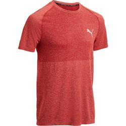 T-shirt PUMA Evoknit rouge E2