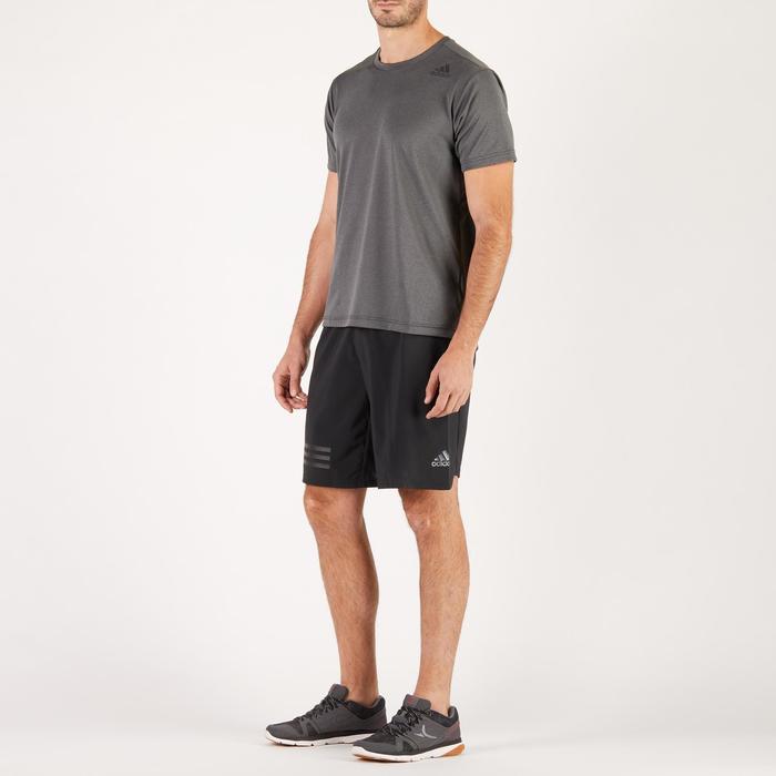 T-shirt ADIDAS freelift gris - 1271536
