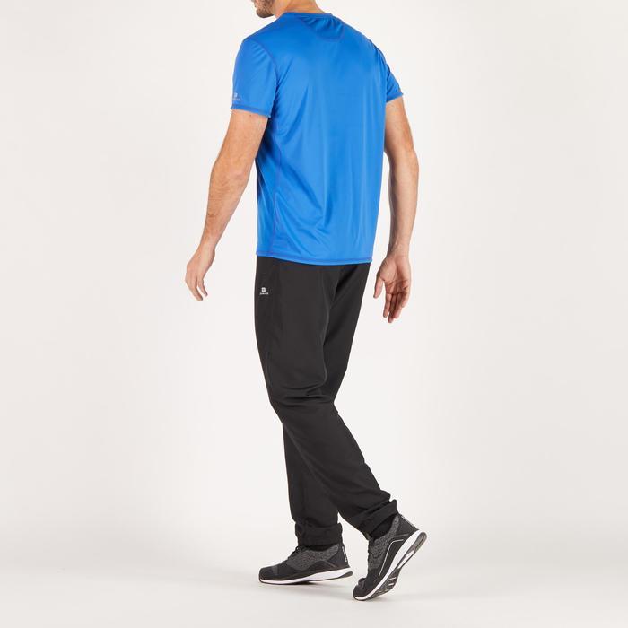 T-shirt fitness cardio homme noir imprimé FTS 120 - 1271555