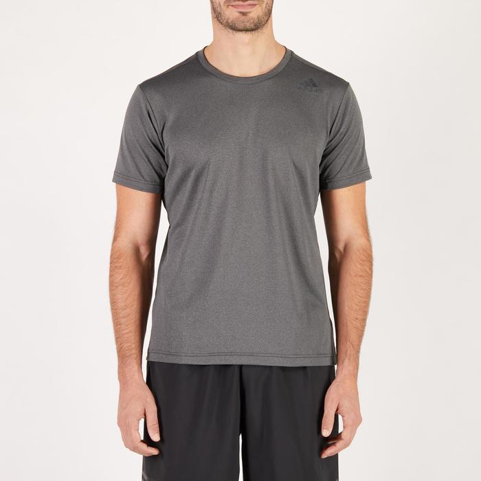 T-shirt ADIDAS freelift gris - 1271560