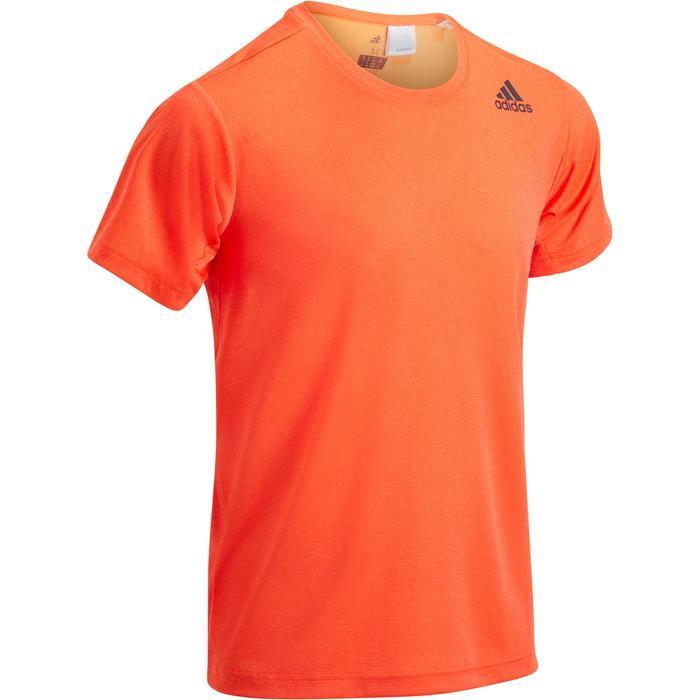 T-shirt ADIDAS Freelift orange - 1271561