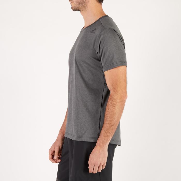 T-shirt ADIDAS freelift gris - 1271576