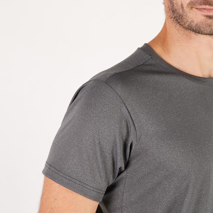 T-shirt ADIDAS freelift gris - 1271594