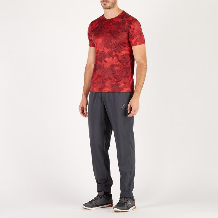 T-shirt ADIDAS freelift rouge - 1271595