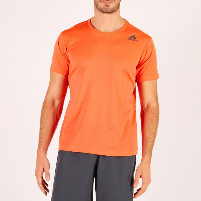 T-shirt ADIDAS Freelift orange - 1271596