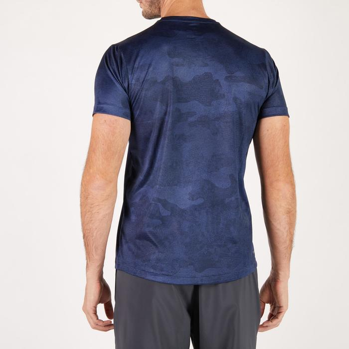 T-shirt ADIDAS freelift bleu - 1271622