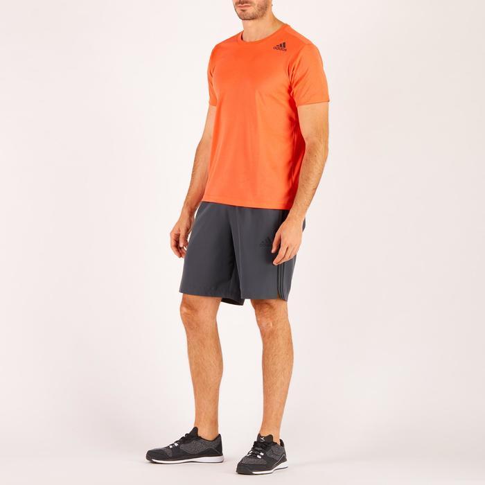 T-shirt ADIDAS Freelift orange - 1271632