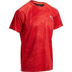 T-shirt Puma rood AOP