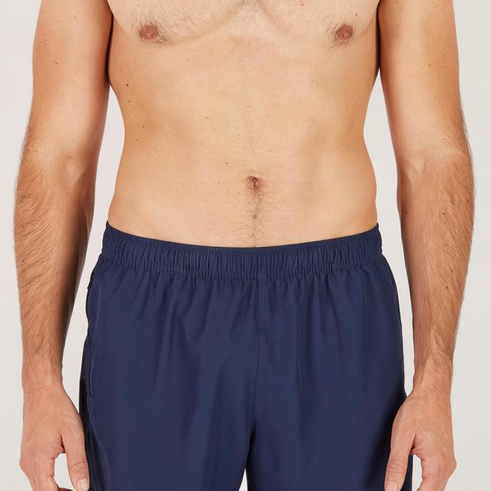 Short fitness cardio hombre azul marino FST120