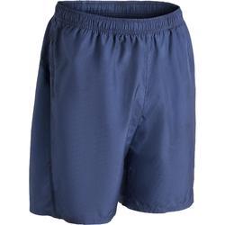 Fitness short FST120 voor heren, voor cardiotraining, grijs