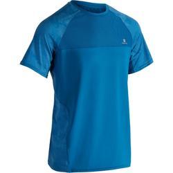 FTS500 有氧健身運動T恤 - 海軍藍