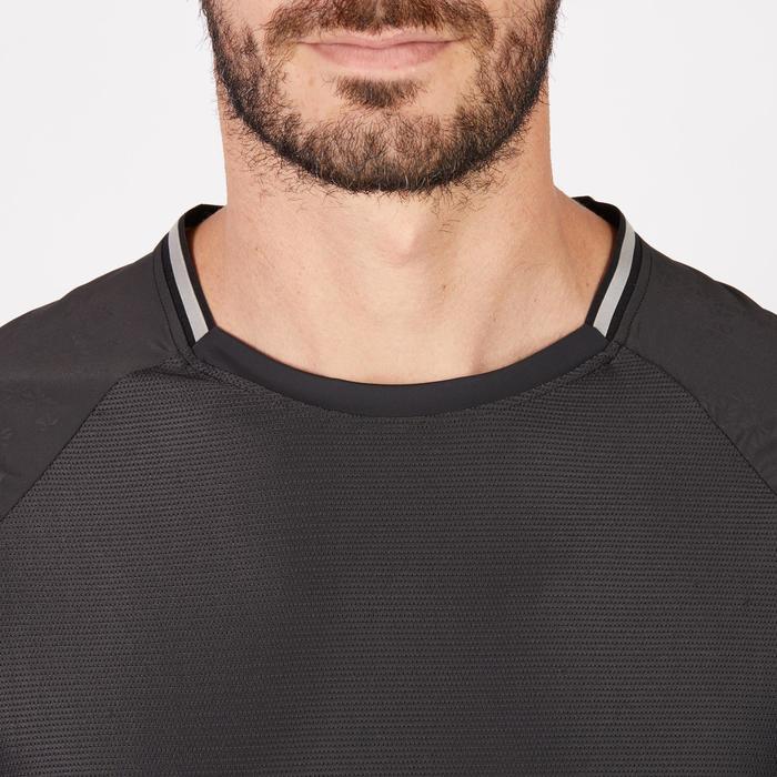 T-shirt fitness cardio homme FTS 920 NOIR