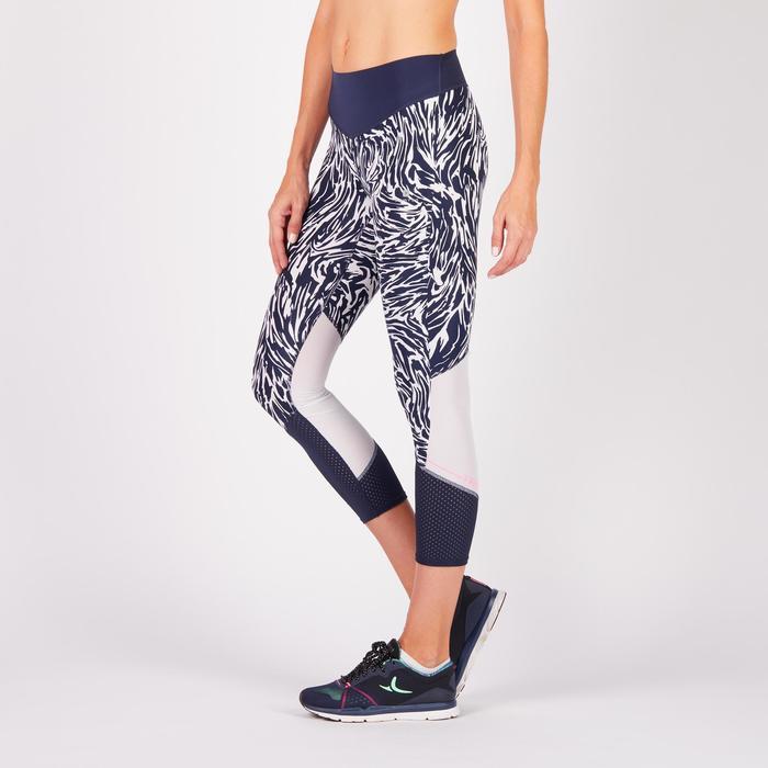 Legging 7/8 fitness cardio-training femme 900 - 1271897