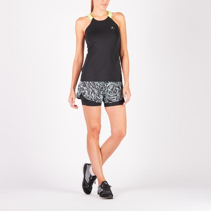 Débardeur fitness cardio femme 900 Domyos - 1271906