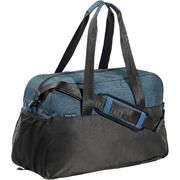 Fitness Duffle Bag 30L - Petrol Blue/Black
