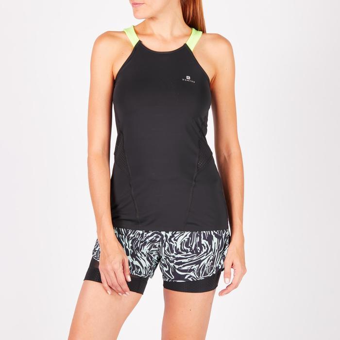 Débardeur fitness cardio femme 900 Domyos - 1271973