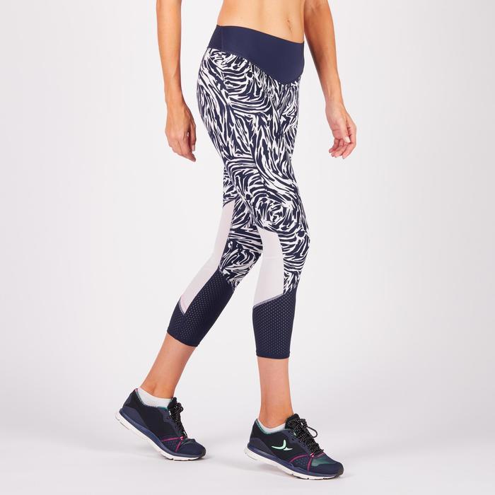 Legging 7/8 fitness cardio-training femme 900 - 1272057